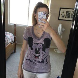 Women's Disneyland T-shirt